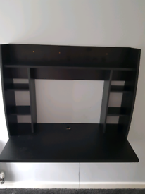 Wall mounted desk for sale