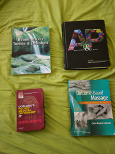 Brand New Massage Therapy Books For Sale