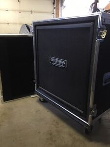 Mesa Boogie 4X12 cab  with Road Case