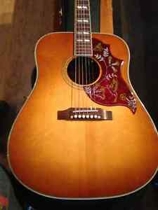 "Gibson Hummingbird 2013 - Excellente condition ""Mint"""