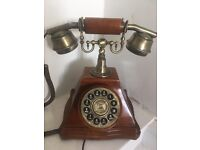 House phone antique style