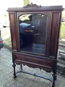 Vaissellier - Antique  - China Cabinet