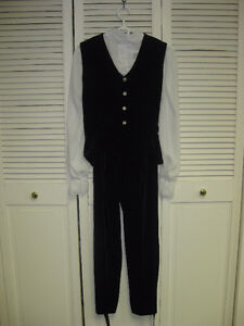 MENS QUALITY ICE DANCE / FREE SKATE COMPETITIVE OUTFITS London Ontario image 7