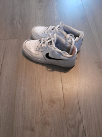 Nike White Air Force 1 Trainers