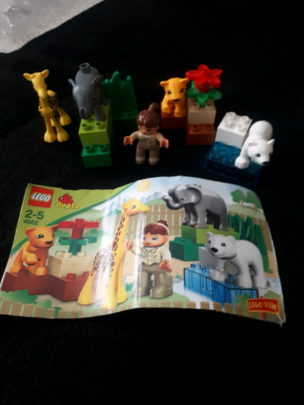 Duplo Baby Zoo In Chapeltown South Yorkshire Gumtree