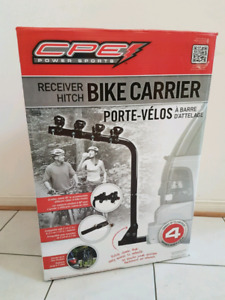 4 bike carrier brand new for car trailers.