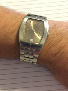 GUESS men's wrist watch (used)