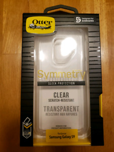 Otterbox Symmetry for Samsung Galaxy S9, clear