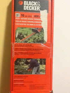 *** Taille Haie - Hedge Trimmer *** West Island Greater Montréal image 3