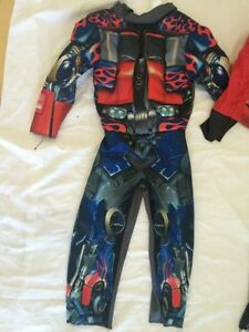 Halloween Costumes - Optimus Prime and Race Car Driver Cambridge Kitchener Area image 2