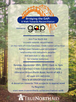 Bridging the GAP: A Walk Towards Reconciliation