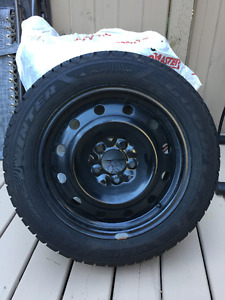 Goodyear Nordic Winter Tires 205/55R16 91S