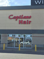 EXPERIENCED HAIRSTYLIST