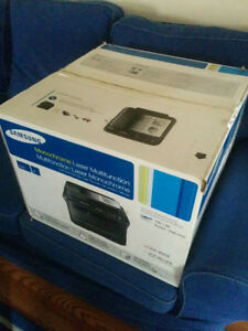 Samsung Multi-function Laser Printer