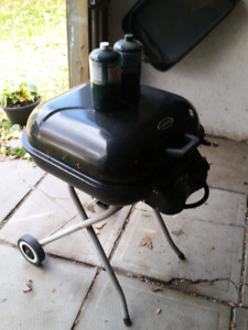 BBQ  that folds up