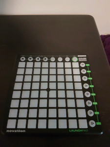 2 novation launchpads 100 for the 2