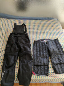 Cold Weather Motorcycle Riding Pants