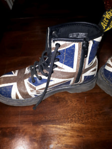 Youth size 2 Dr. Martens boots