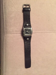 Leather Strap Fossil Watch London Ontario image 2