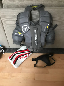 Equipement Gardien de But Junior - Hockey Goalie Equipment