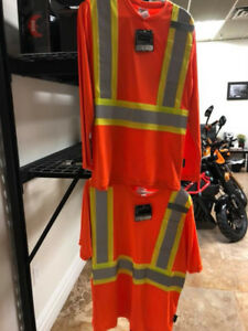 New Reflective Safety Clothing starting at $ 9.95