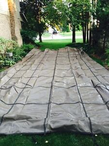 Safety Pool Cover Stratford Kitchener Area image 1