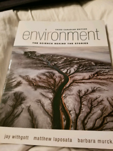 Environment, the science behind the stories
