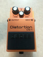 BOSS DS-1 Distortion Pedal with box