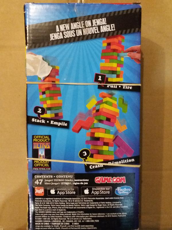 Jenga Tetris Toys Games Ottawa Kijiji