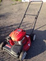 Troy Built Self Propelled Lawn Mower for parts or repair