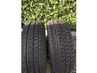 winter tyres Cooper M+S weather master snow 205/55/16