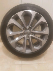 "Honda Accord 18"" Sport wheels"
