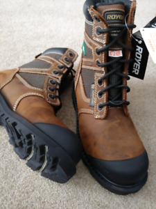 Work Boots ROYER  8680 Flx & 10- 8680 New w/ tags multi sizes