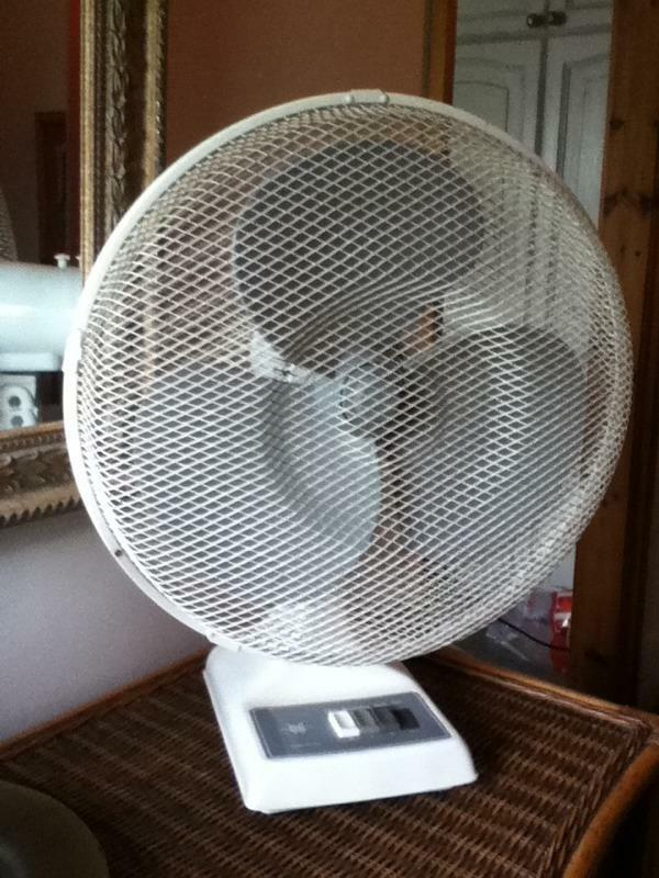 Large Desk Fan In Mirfield West Yorkshire Gumtree