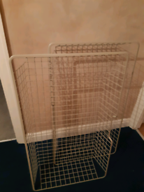 Large wire basket / drawers