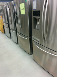 Scratch & Dent Appliances NEW SHIPMENT $399 &up 185pcs to choose