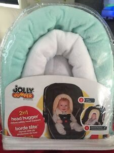 Borde tete neuf 2 en 1 / New 2 in 1 Head Hugger Jolly Jumper