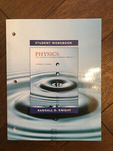 4th Edition Randall D. Knight Physics Textbook for Sale!!