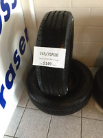 245/75R16 General Grabber (Pair) New Glasgow Nova Scotia Preview