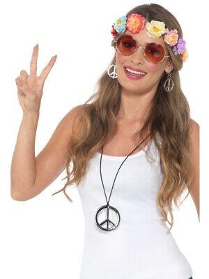 Hippie Festival Kit Accessoire Set Blumenkind - Blume Festival Kostüm