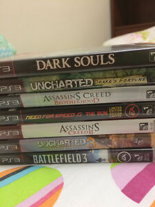 SELLING USED PS3 GAMES St. John's Newfoundland image 1