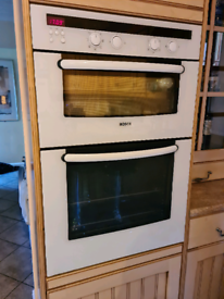 Bosch Double Oven- White