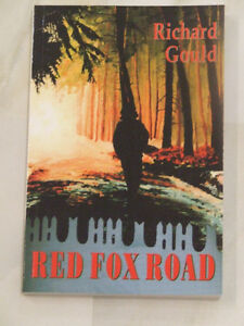 Autographed copy: Red Fox Road (set in Mid-North Ontario)