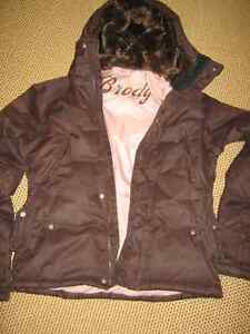 Brody Winter's coat