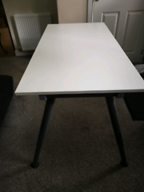IKEA galant 120x60cm Desk