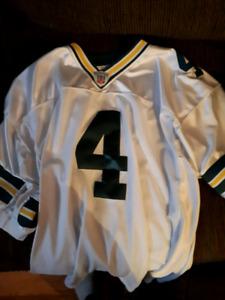 Brett Farve Green Bay Packers jersey