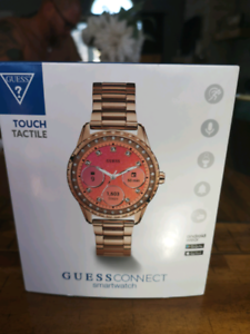 Montre intelligente Guess connect