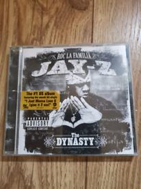 JAY-Z - THR DYNASTY CD - RAP / HIP HOP