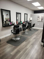 Chair Rental Available in Busy Salon