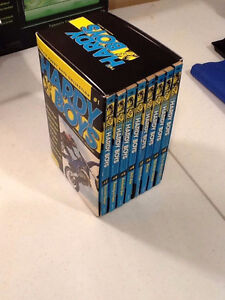 The Hardy Boys Ultimate Book Collection #1-8 Box Set